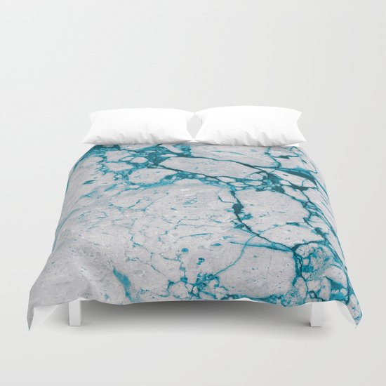 Marble Tie Dye Duvet Cover By Plenty Culture Society6