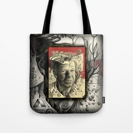 There are No Limits (Walter Bishop) Tote Bag