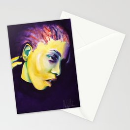 Vision Portrait Stationery Cards