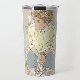 """"""" The Sun-Kissed Boy """" Travel Mug"""
