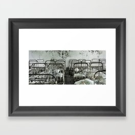 Chernobyl - дитячий Framed Art Print