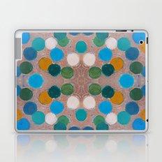 Ochre Tangential Coterie Laptop & iPad Skin