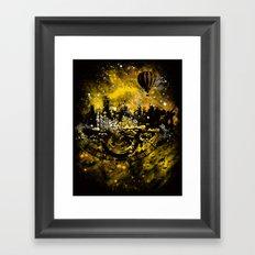 astral ark 2 Framed Art Print
