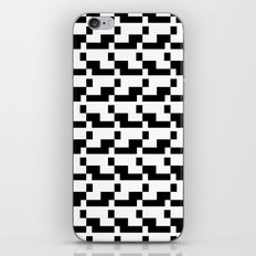Blankaart Black & White Pattern iPhone & iPod Skin