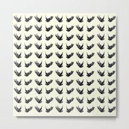 Harry's bird tattoo Metal Print