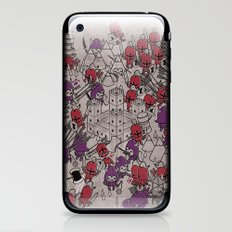 The Great Battle of 1211 iPhone & iPod Skin