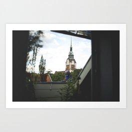 leipzig Art Print