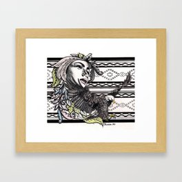 The Eagle Framed Art Print