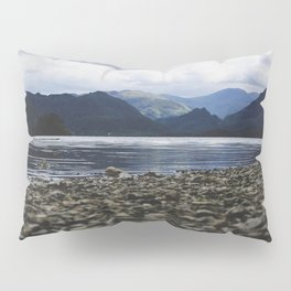 Derwentwater, The Lake District - Landscape and Nature Photography Pillow Sham
