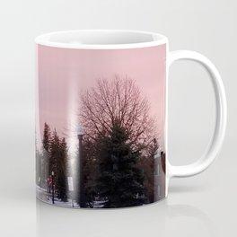 Sunset in the Lo Coffee Mug