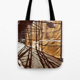 scaffolding Tote Bag