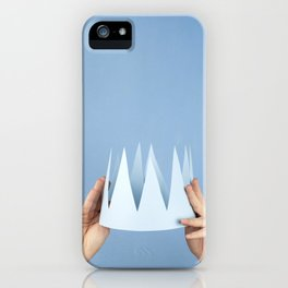 Coronation day iPhone Case