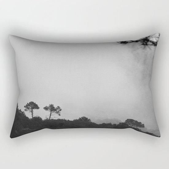 """""""Breathe...."""". BN Rectangular Pillow"""