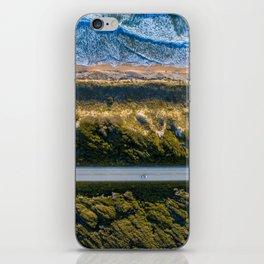 Sky view 5 iPhone Skin