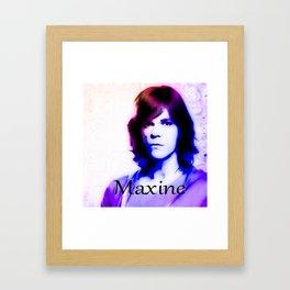 Maxi Framed Art Print