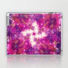 Pink Floral Mandala Laptop & iPad Skin