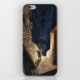 Dungeon Delve iPhone Skin