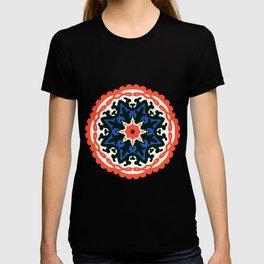 Bold and bright beauty of suzani patterns ver.6 T-shirt