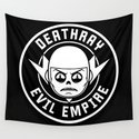 DeathRay Evil Empire Logo by manchildtees
