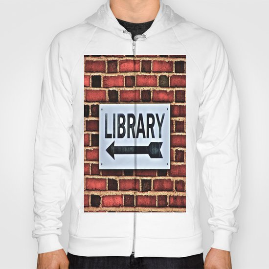 Library Hoody