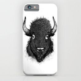 American Buffalo iPhone Case