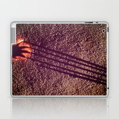 Fire / Spider Man, What Do You See? Laptop & iPad Skin