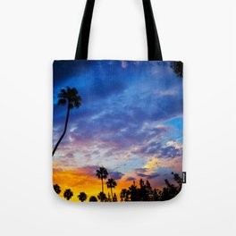 California sunset ii Tote Bag