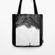Lost in isolation Tote Bag