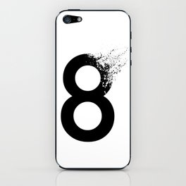 8_ iPhone Skin