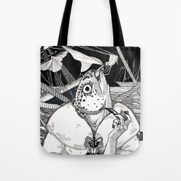 The Cryptids - Mermaid Tote Bag