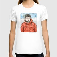 fargo T-shirts featuring Lester Nygaard… He'd hate for your pretty face to freeze…  by suPmön
