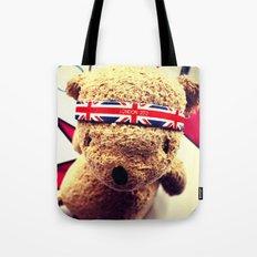 Olympic Palin Tote Bag