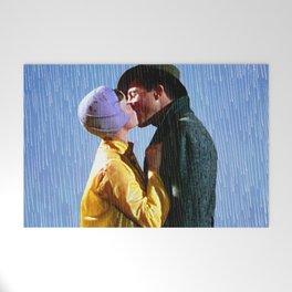 Singin' in the Rain - Blue Welcome Mat