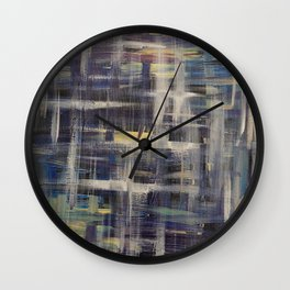 A la croisée de nos chemins Wall Clock