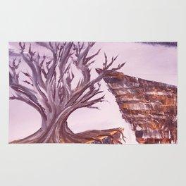 Tree of Solitude Rug