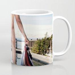 Swimming Naked Coffee Mug