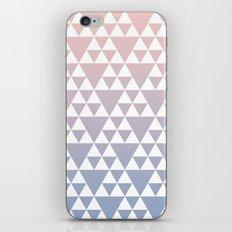 triangles pattern #3 iPhone & iPod Skin