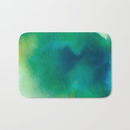 Ethereal Green Bath Mat