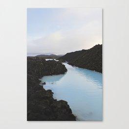 Pool Canvas Print