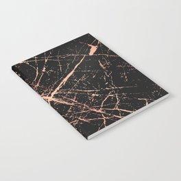 Copper Splatter 091 Notebook