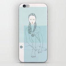 White Lies iPhone & iPod Skin