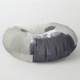 Panda Rain Floor Pillow