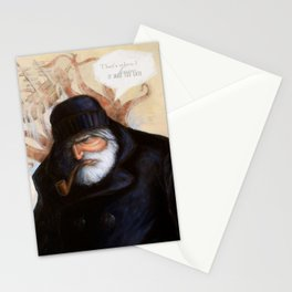 No Grave But The Sea Stationery Cards