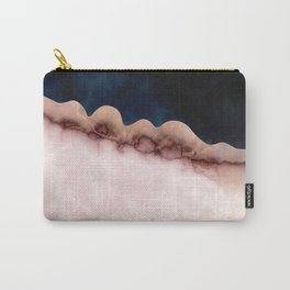 MARBLE PALE DOGWOOD & DESIGN Carry-All Pouch