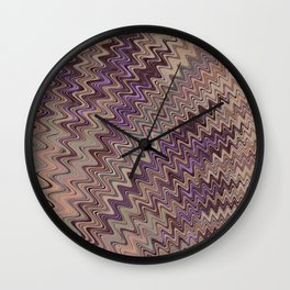 Too Much Caffeine Wall Clock