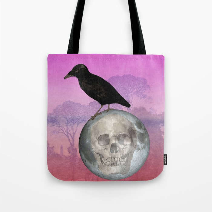 'Sit on my finger, sing in my ear, O littleblood.' Tote Bag