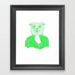 Artwork No.1 Framed Art Print