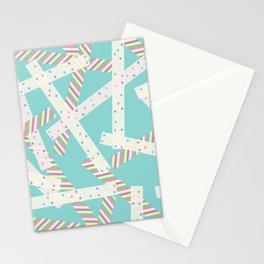 Washi [Green] Stationery Cards