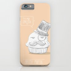british muffin iPhone 6s Slim Case