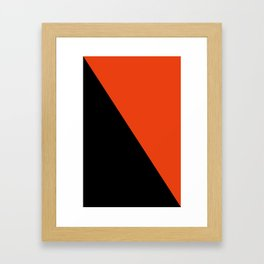 Boogieman Framed Art Print